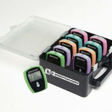 Rechargeable Speed Trackers